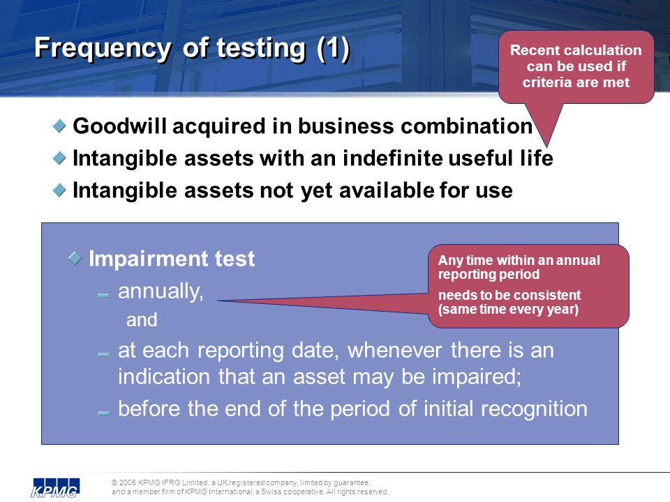 IAS 36 Impairment of Assets - ppt download
