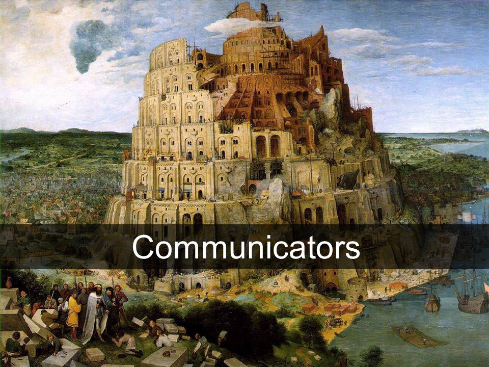 Communicators 13
