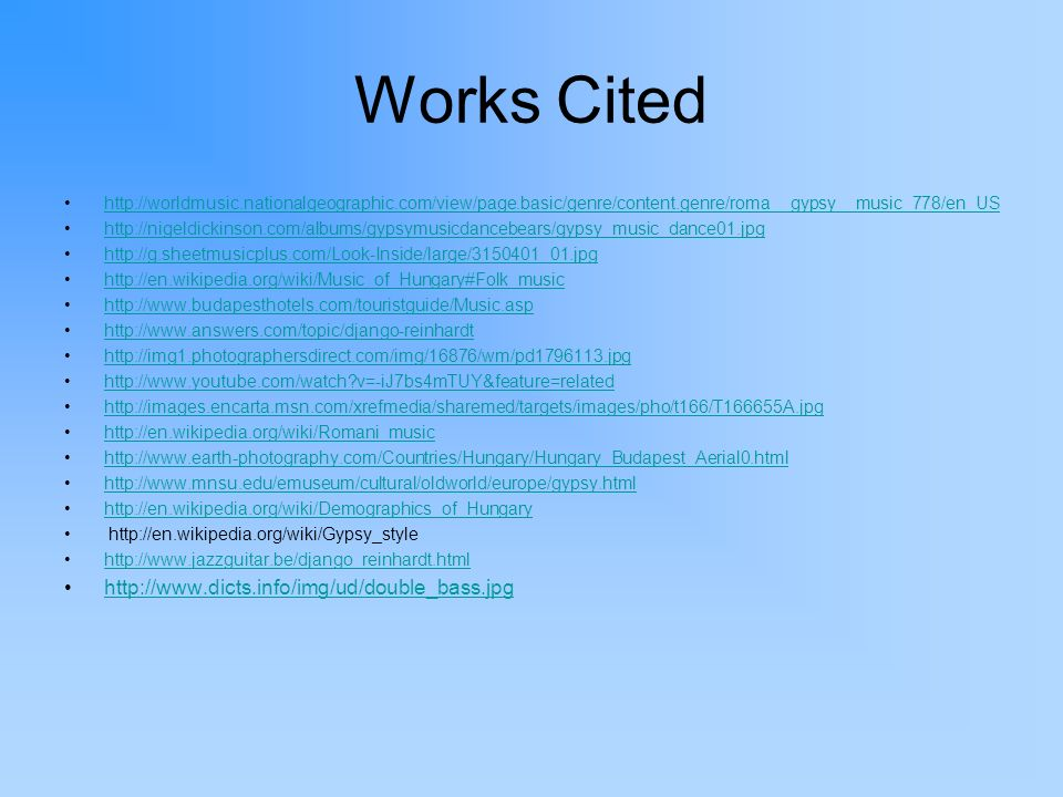 Works Cited http://www.dicts.info/img/ud/double_bass.jpg