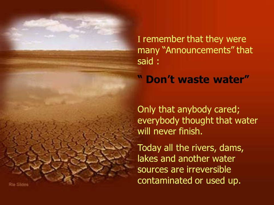 I remember that they were many Announcements that said :