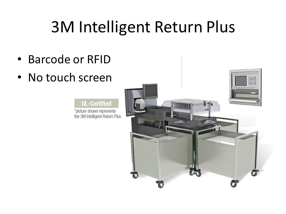 3M Intelligent Return Plus