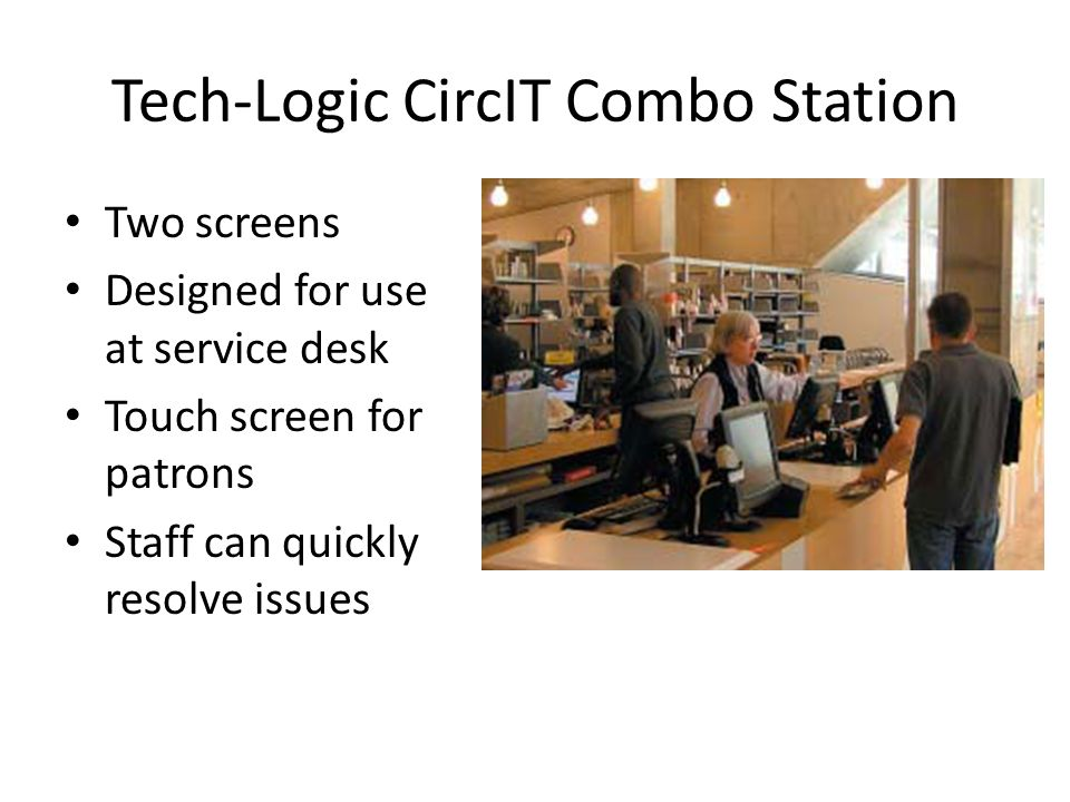 Tech-Logic CircIT Combo Station