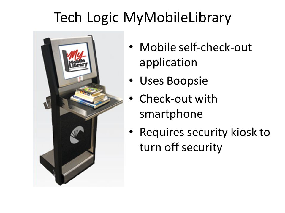 Tech Logic MyMobileLibrary