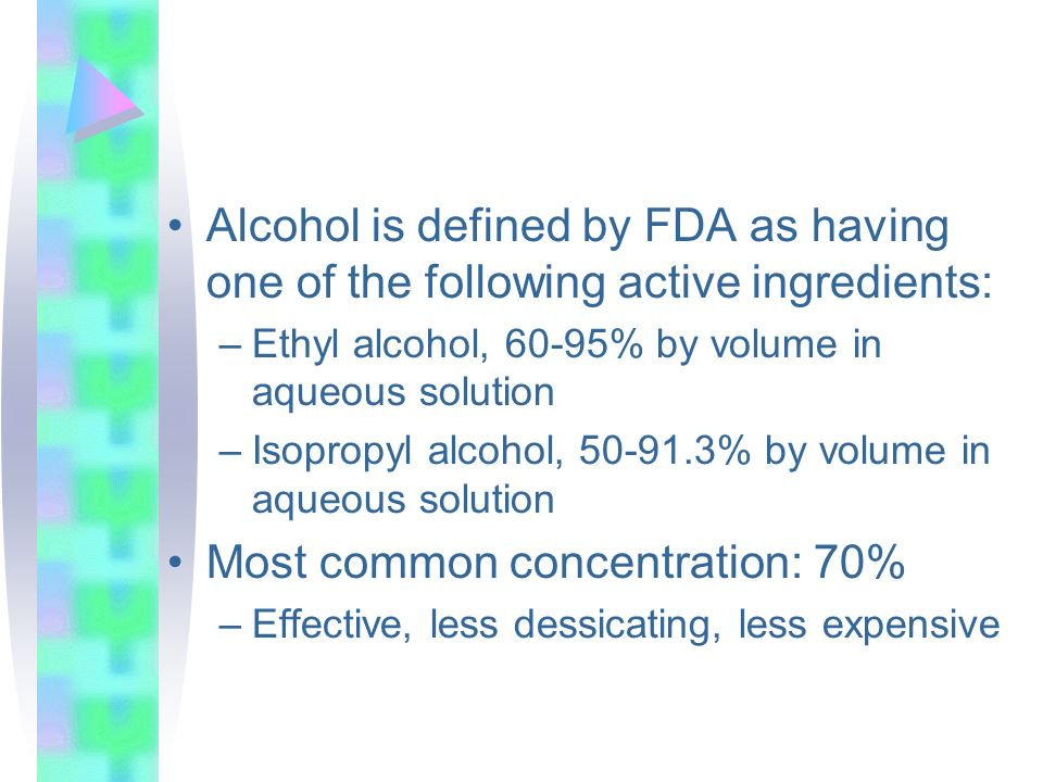 Antiseptic solution in Operating theatre - ppt video online