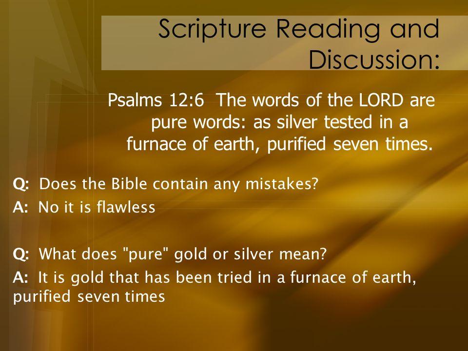 6 scripture