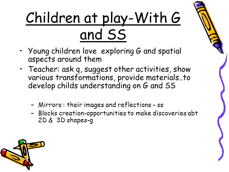 Children at play-With G and SS