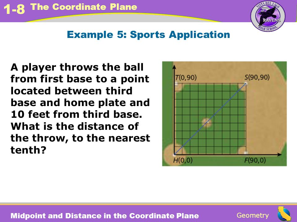 Example 5: Sports Application