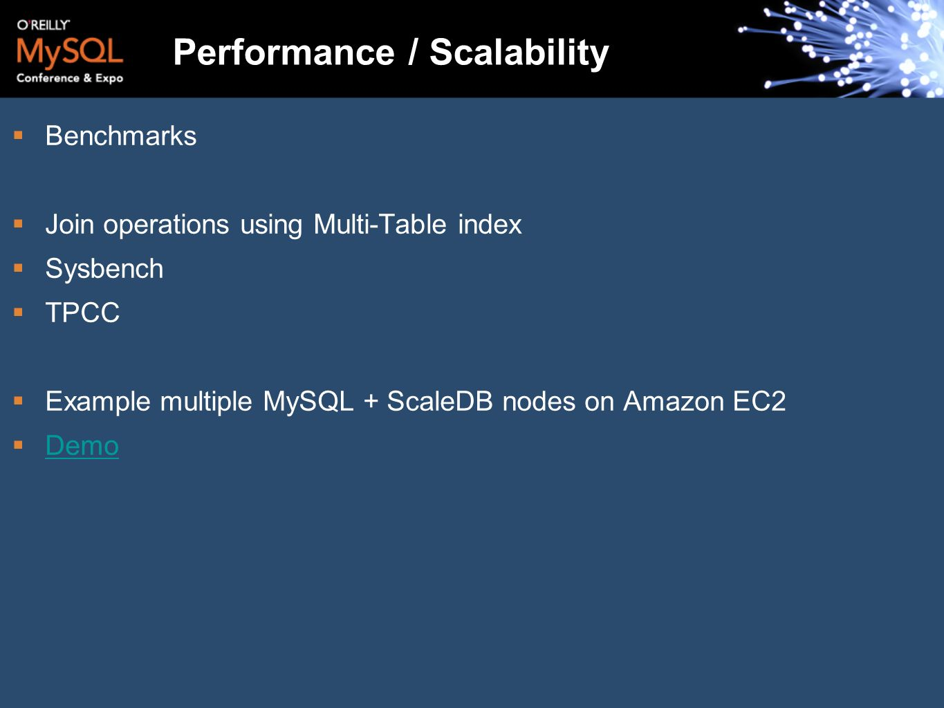 Performance / Scalability