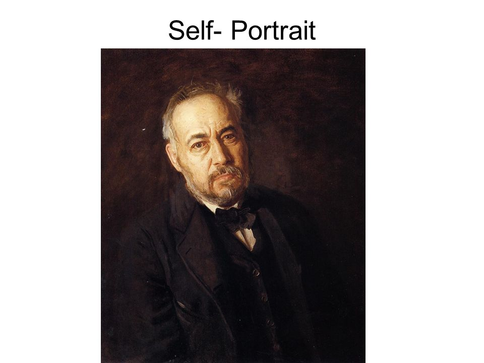 Self- Portrait
