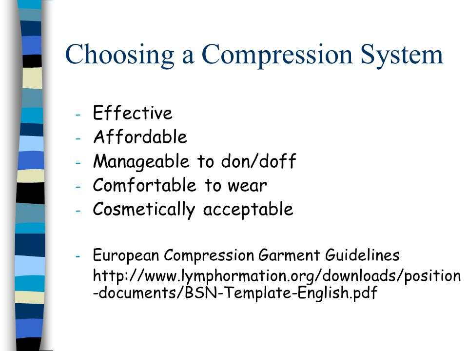 Lymphedema Therapy Ppt Video Online Download