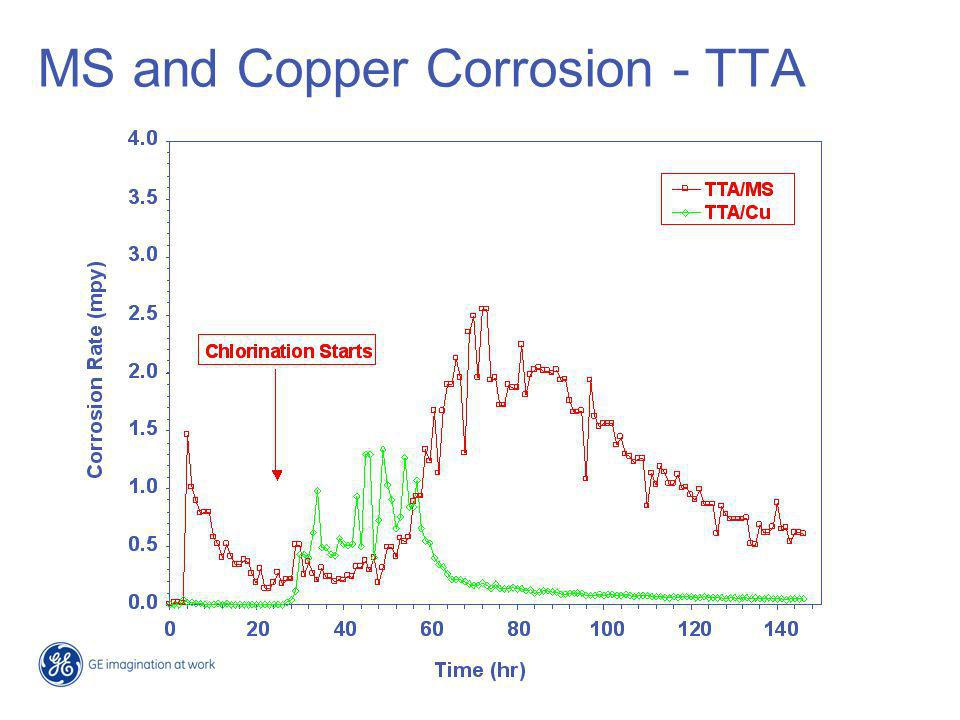 MS and Copper Corrosion - TTA