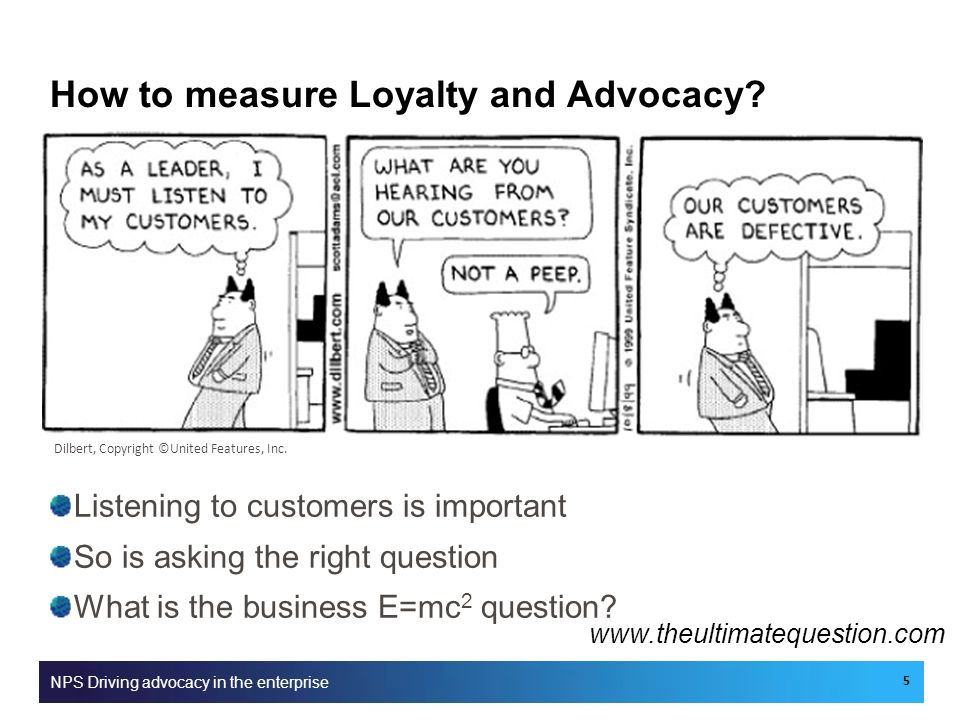 How to measure Loyalty and Advocacy