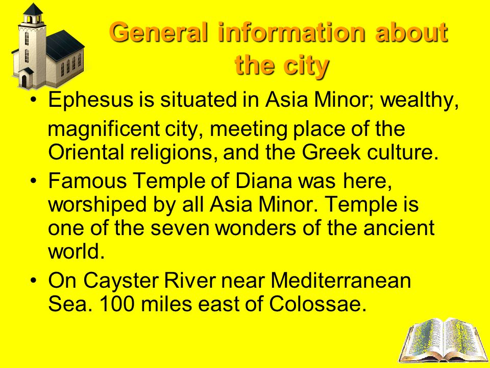 General information about the city