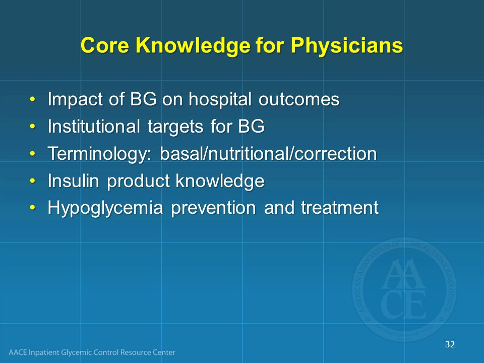 Core Knowledge for Physicians