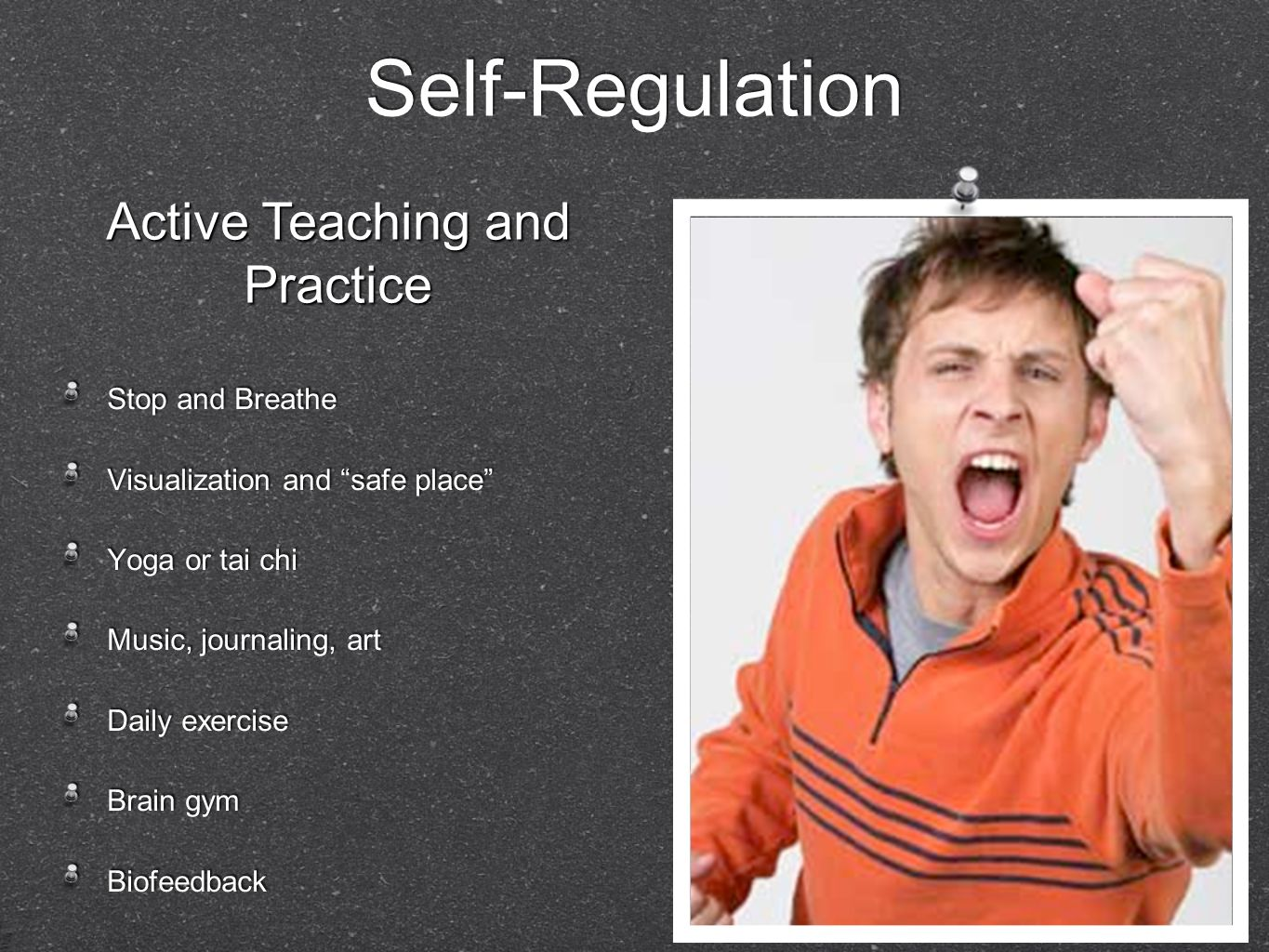 Active Teaching and Practice