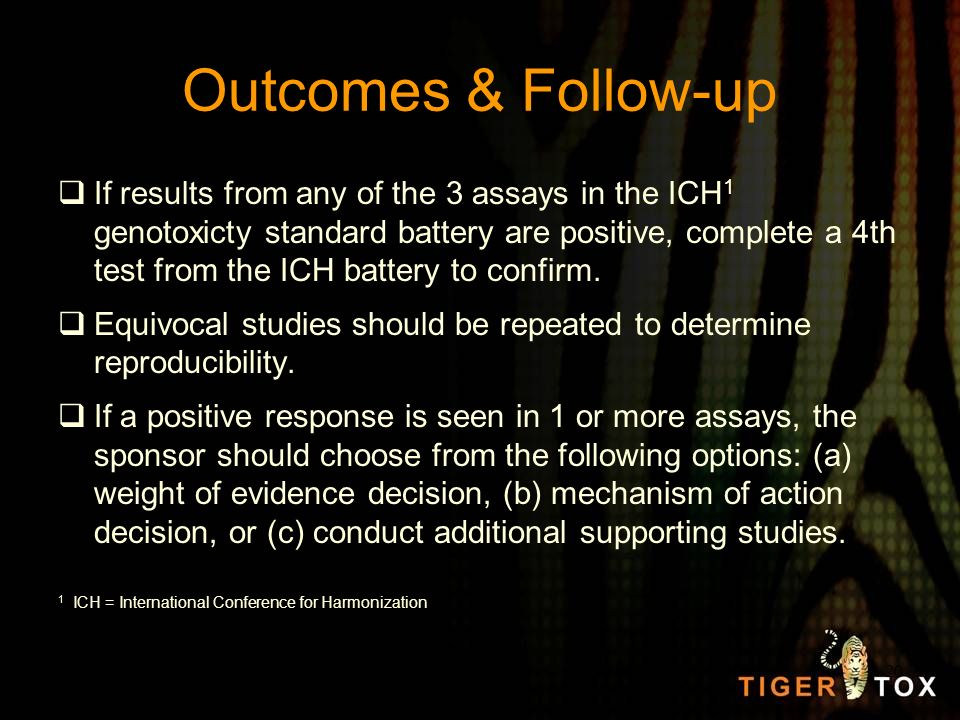 Outcomes & Follow-up
