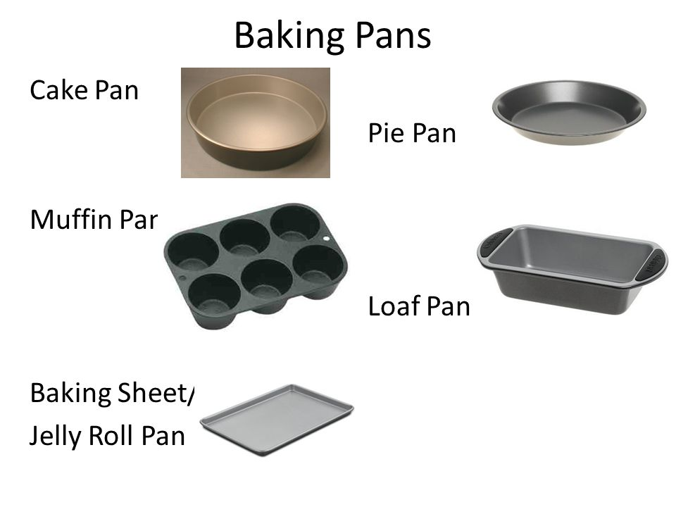 Baking Pans Cake Pan Pie Pan Muffin Pan Loaf Pan Baking Sheet/
