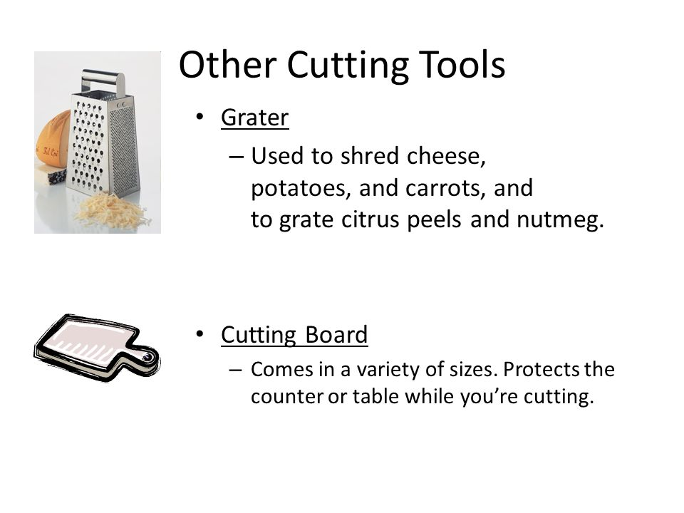 Other Cutting Tools Grater