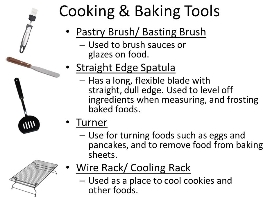 Cooking & Baking Tools Pastry Brush/ Basting Brush