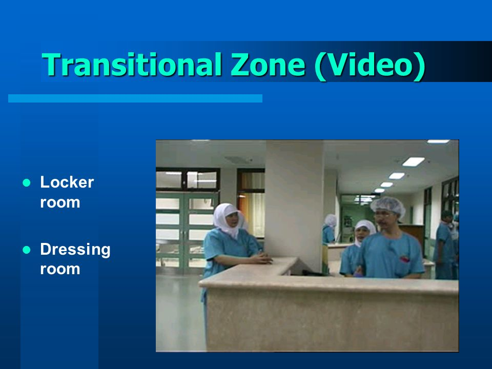 Transitional Zone (Video)