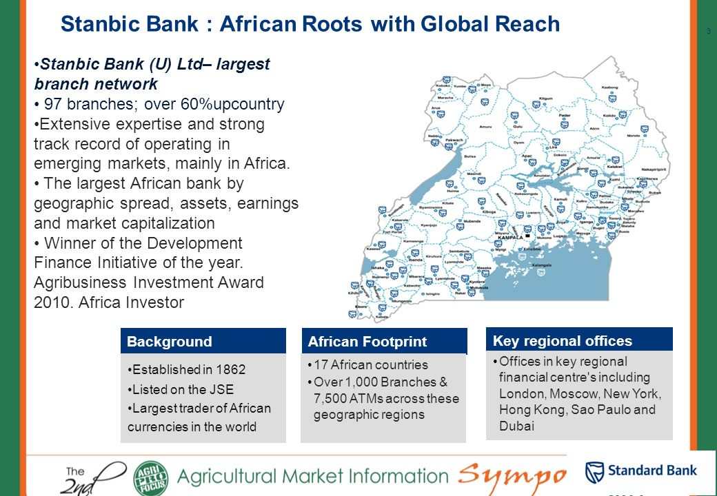 Stanbic Bank : African Roots with Global Reach