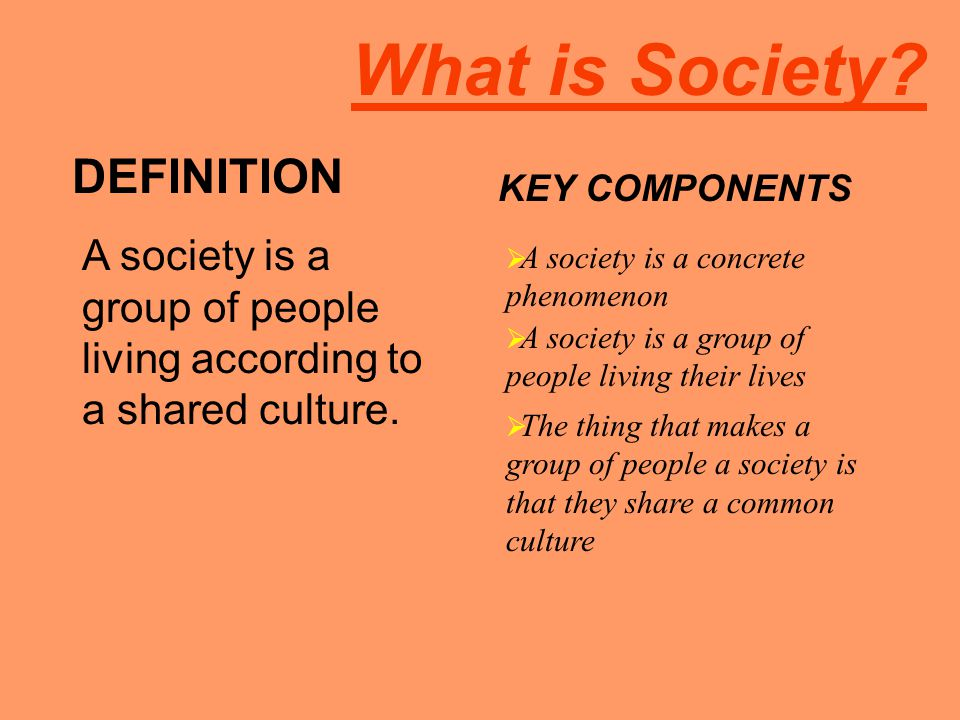 what is culture definition ppt