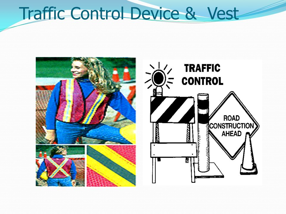 Traffic Control Device & Vest