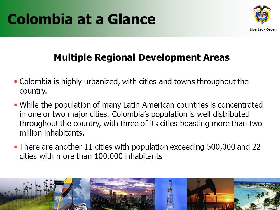 Multiple Regional Development Areas Agencia Nacional de Hidrocarburos