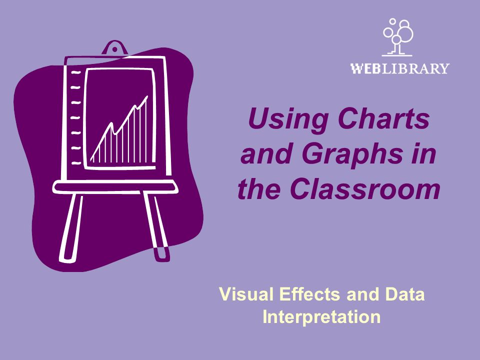 Using Charts and Graphs in the Classroom