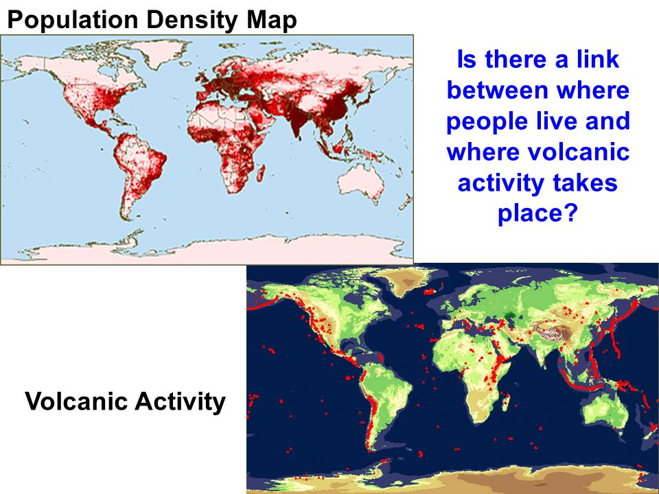 Population Density Map