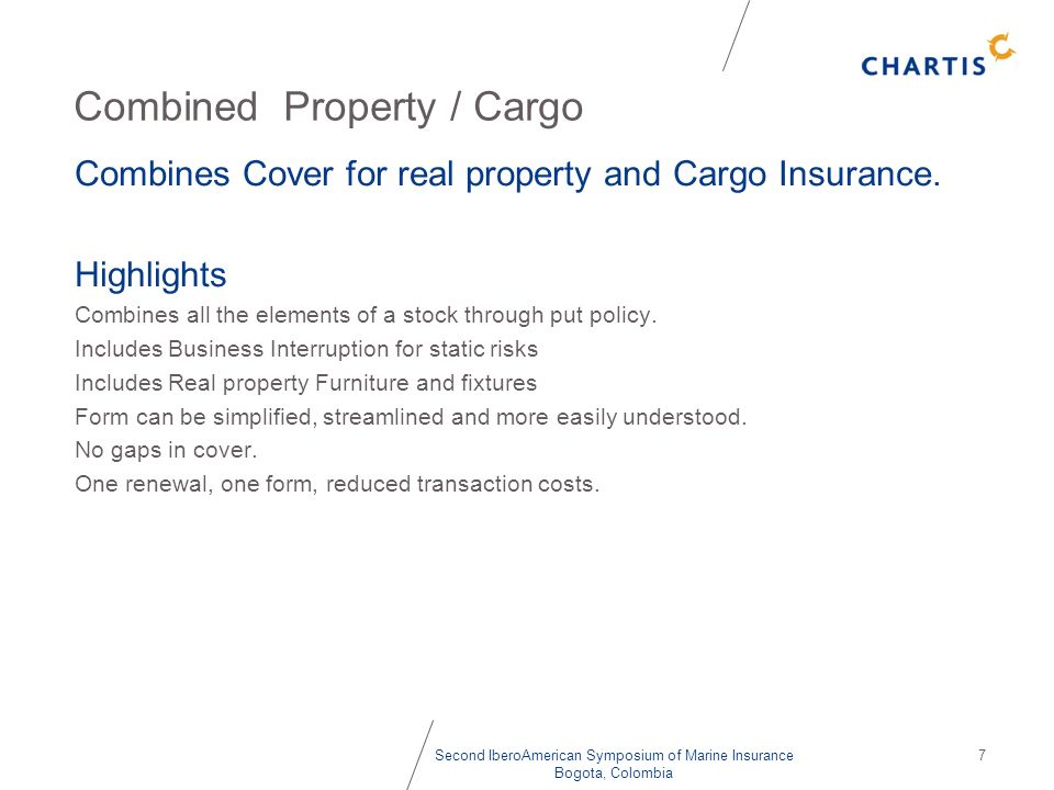 Combined Property / Cargo