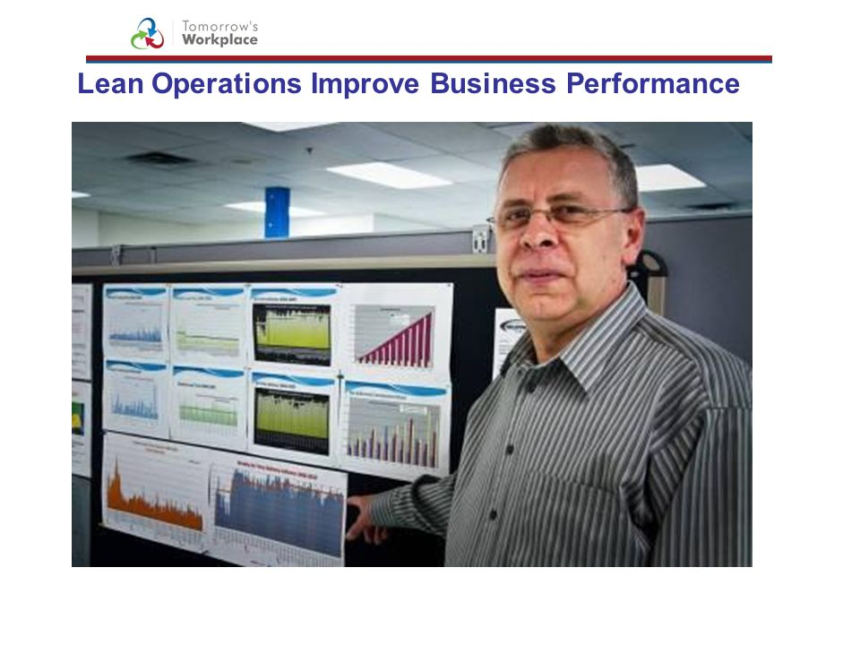 Lean Operations Improve Business Performance
