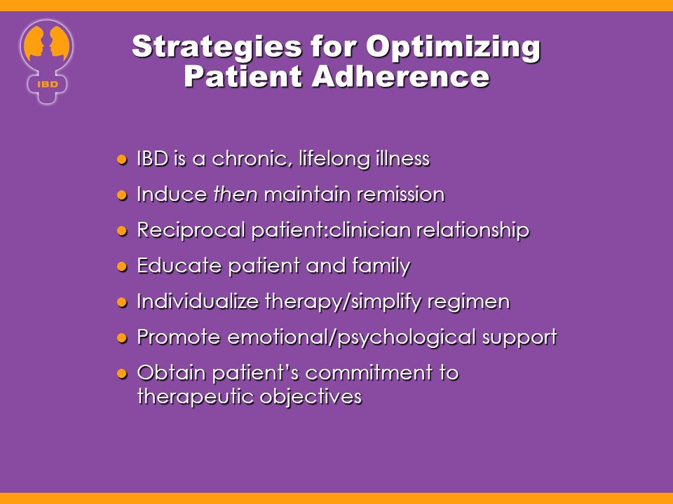Strategies for Optimizing Patient Adherence