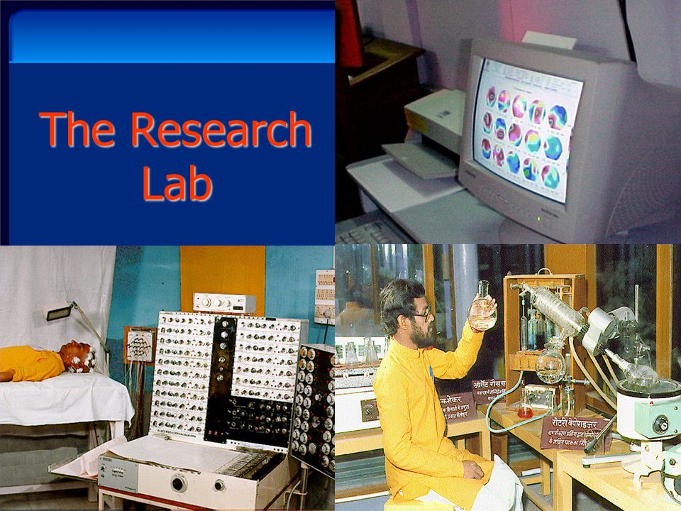 The Research Lab