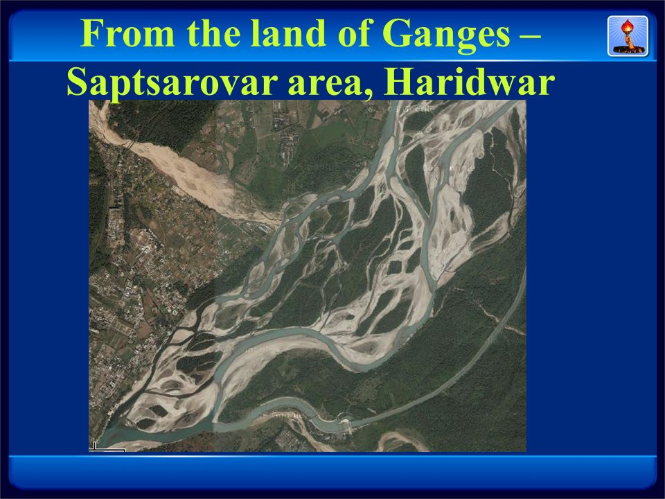 From the land of Ganges – Saptsarovar area, Haridwar
