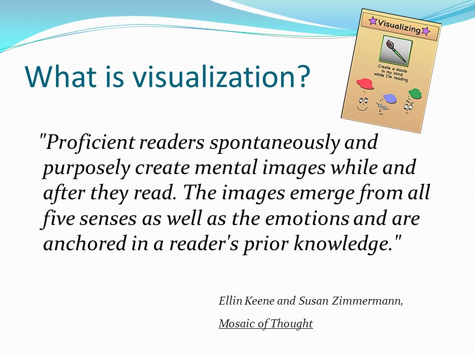 What is visualization