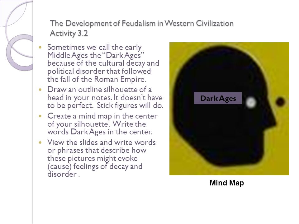 The Development of Feudalism in Western Civilization Activity 3.2