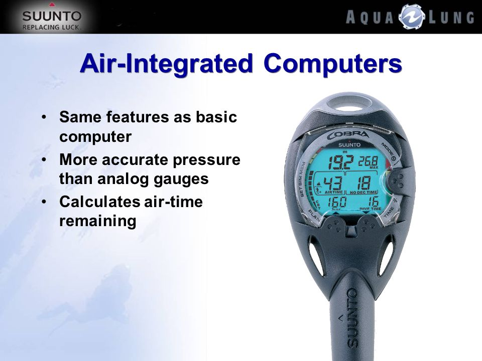 Air-Integrated Computers