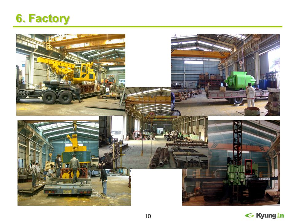 6. Factory