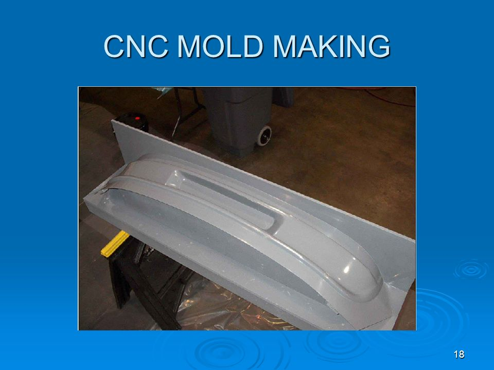CNC MOLD MAKING