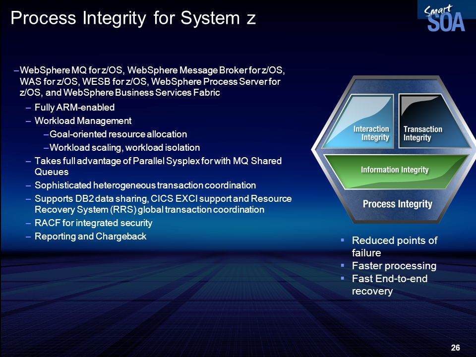 Process Integrity for System z