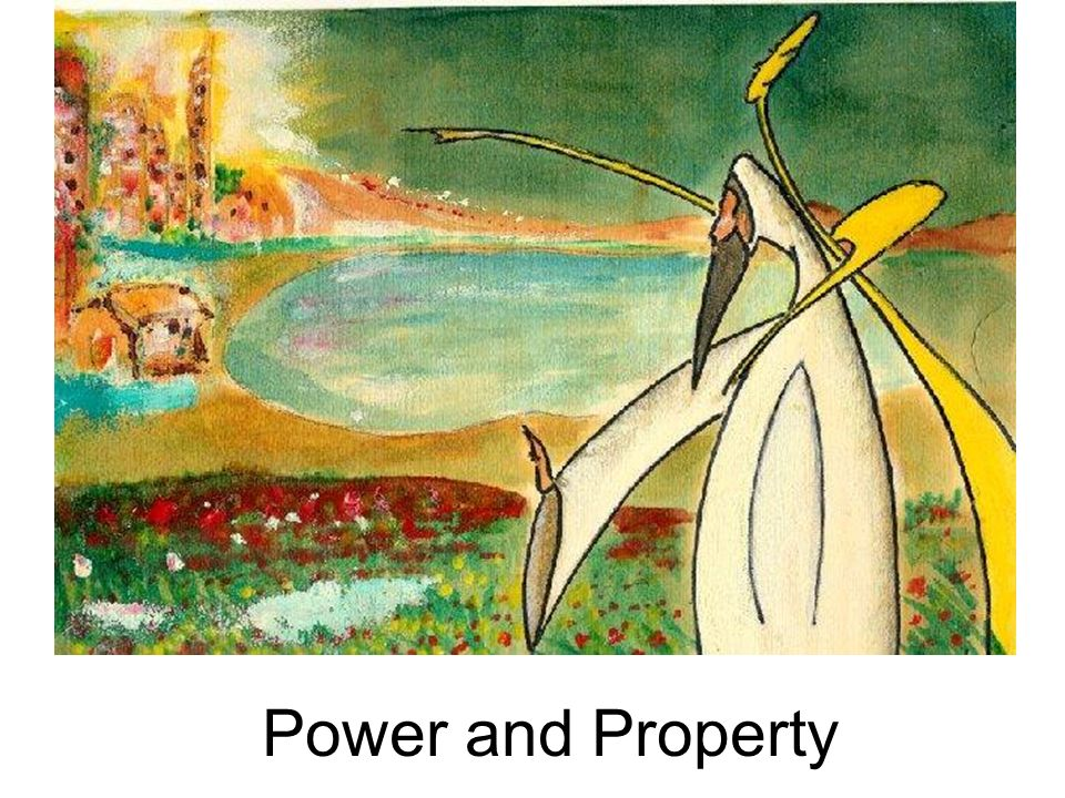 Power and Property