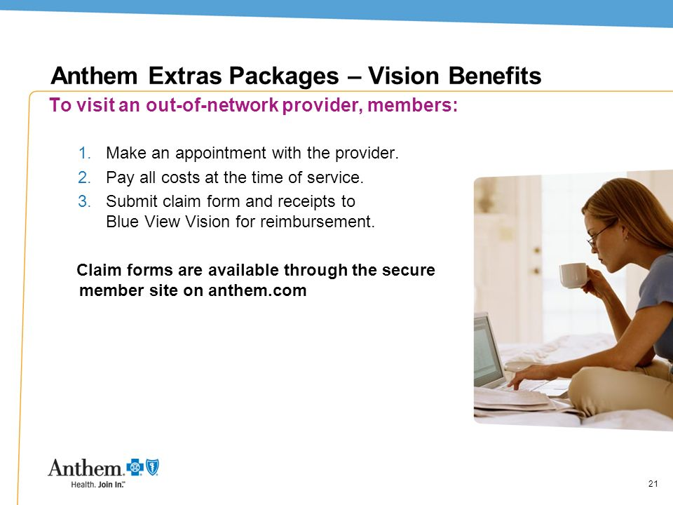 Anthem Extras Packages - ppt download