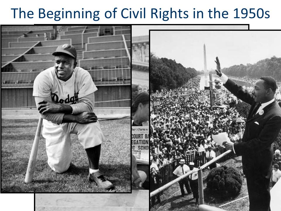 The Beginning of Civil Rights in the 1950s