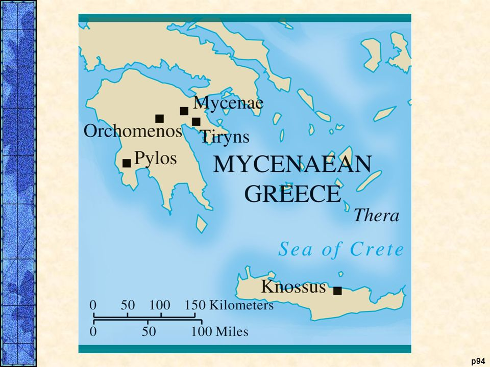 Minoan Crete and Mycenaean Greece