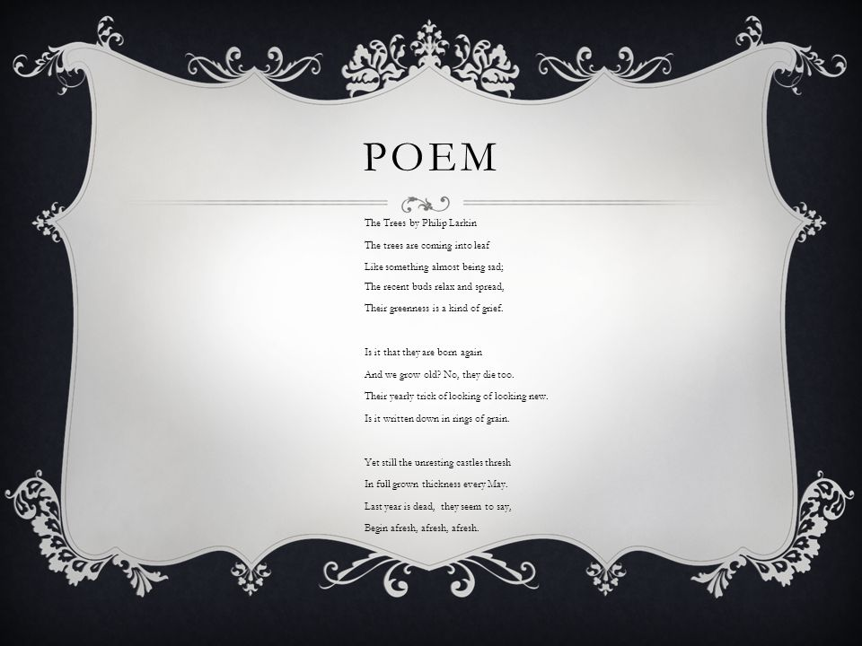 when we grow old poem