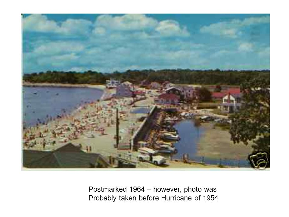 Postmarked 1964 – however, photo was