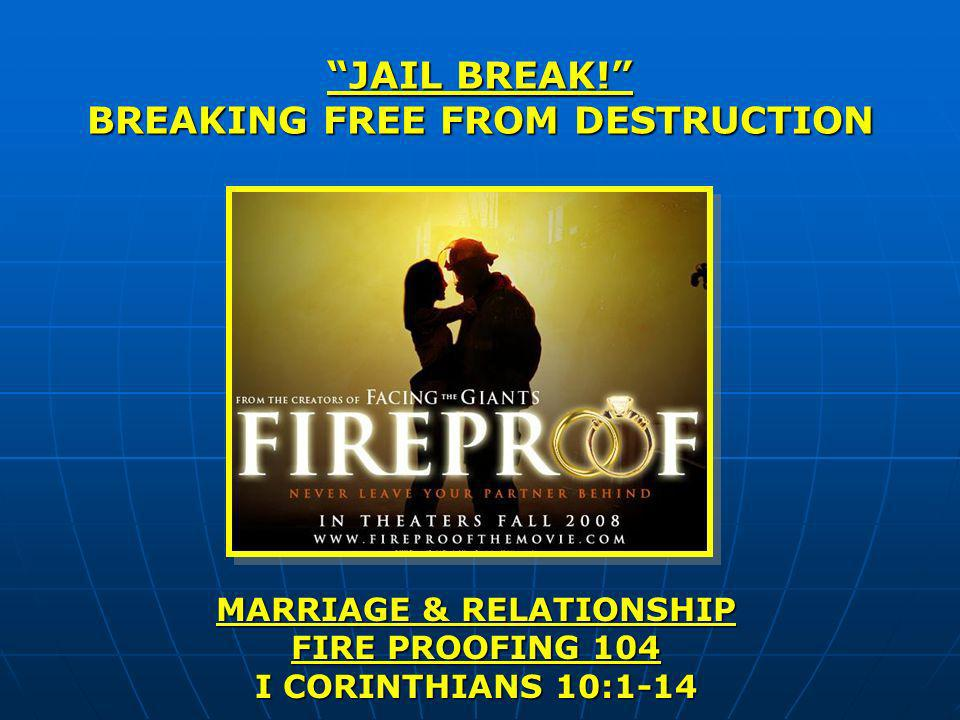 BREAKING FREE FROM DESTRUCTION MARRIAGE & RELATIONSHIP