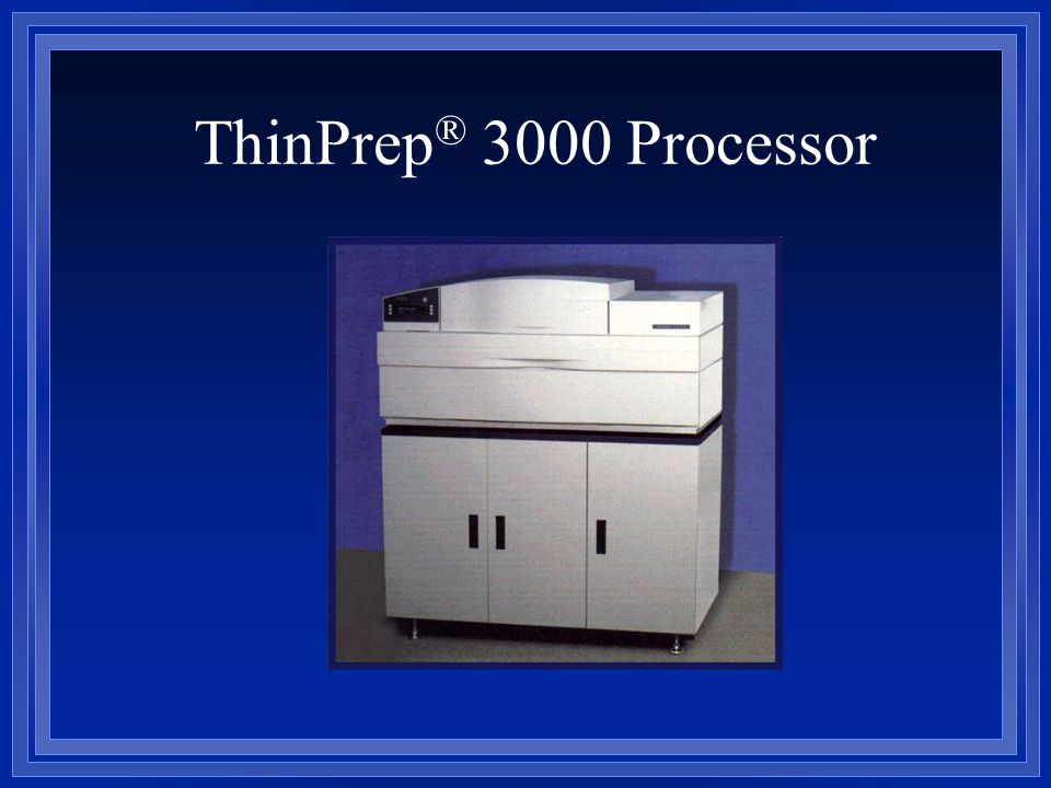 ThinPrep® 3000 Processor