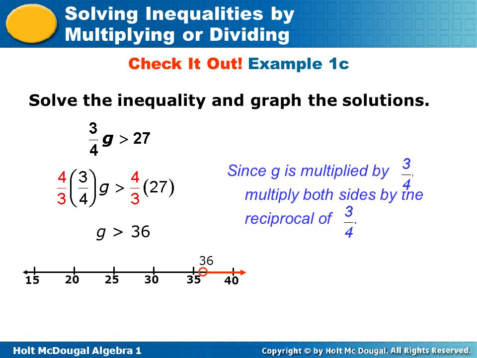 Solve the inequality and graph the solutions.